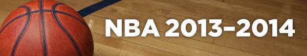 NBA 2013-2014