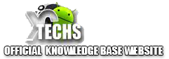 XC Techs Knowledge Base