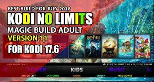Kodi No Limits – XC Techs Knowledge Base