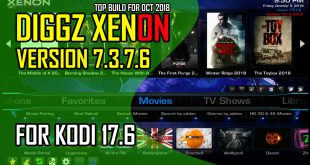 DIGGZ XENON KODI – XC Techs Knowledge Base
